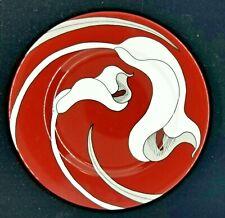 Fitz & Floyd Calla Lily Plates 1978 - Set of 3