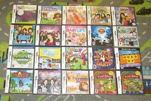 Lot Of 20 Nintendo DS Games (All Brand New) Wholesale Lot