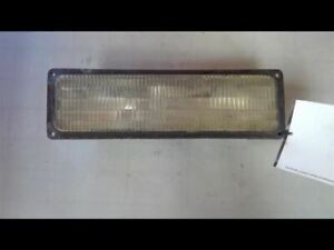Driver Corner/Park Light Fits 94-02 CHEVROLET 3500 PICKUP 138786