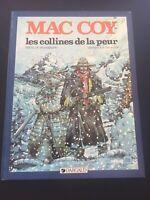 MAC COY LES COLLINES DE LA PEUR  PALACIOS EO 1987