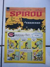 Journal SPIROU n° 1281   du 1  NOVEMBRE 1962  -