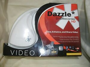 Dazzle DVD Recorder HD Turn Videotapes Into Captivating Digital Movies NEW