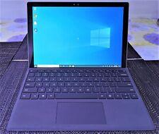 Microsoft Surface Pro 4 (i7 6650U,16GB RAM,256 GB SSD) With Charger & Keyboard