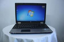 Laptop HP Probook 6540B 15.6'' Core i5 4GB 160GB Webcam Windows 7 WARRANTY