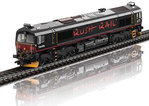 Trix 22997 Diesellok Class 66 RushRail digital DCC/mfx Sound#NEU in OVP#