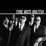 FINE ARTS MILITIA - Slamjamz - CD Album