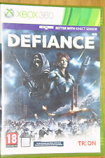 X Box 360 game Defiance (online play only)