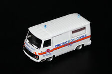 PEUGEOT J9 1987 - Ambulance Protection civile de l'Orne 61 - 1/87 NOREV 472112