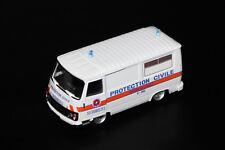 PEUGEOT J9 1987 - Ambulance Protection civile de l'Orne 61 - 1/87 NOREV 472112