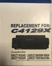 Replacement for C4129X LaserJet HP 5000 5100 5000n 5000gn 5100dtn 5100tn
