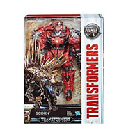 Transformers The Last Knight Scorn Voyager Premier Edition Figure