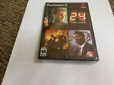 24: The Game (Sony PlayStation 2, 2006) new