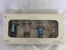 Pottery Barn Kids Moore Family Toys Dollhouse NWT