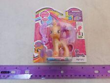 My Little Pony PRETZEL Explore Equestria Pearly Glitter Body MOC w/ Comb