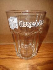 Hoegaarden Belgium - Hexagon - Beer Glass - 25cl