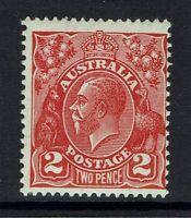 Australia SG# 99, Mint Lightly Hinged - Lot 020617