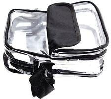 Clear Purse Cross Body Adjustable Shoulder Messenger Bag Sport Stadium Concert.