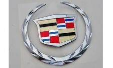 Cadillac ESCALADE EXT 2007 2008 2009 2010 2011 2012 2013 2014 REAR Emblem!!