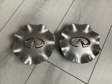 "2x18"" Silver WHEEL CENTER CAP For FX35 FX45 40315-CL72J  HUBCAP COVER 2006-2008"