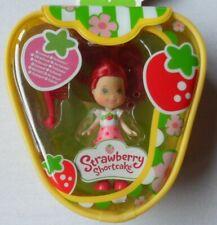Strawberry Shortcake Mini Doll and Purse