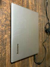 "Lenovo Ideapad s415 14"" Laptop Silver AMD A6-5200"