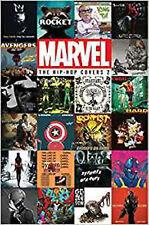 Marvel: The Hip-Hop Covers Vol. 2, Marvel Comics, Excellent Book