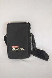 Vintage Original Ninetendo Game Boy Official Carrying Case for Games & Console