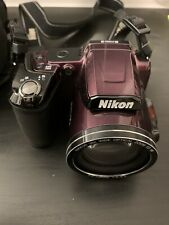 Nikon COOLPIX L840 16.0MP Digital Camera - Plum.