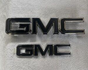 2018-21 GMC TERRAIN BLACK EMBLEM KIT NEW GENUINE GM PAETS