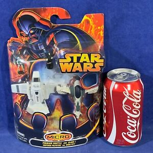 Star Wars MICRO MACHINES VEHICLES - Slave 1 TYDIRIUM SHUTTLE Boba Fett PALPATINE