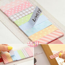 New In! 160 Pages Sticker Post It Bookmark Paging Book Marker Memo Sticky Tag