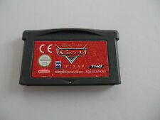 Cars Game Boy Gameboy Advance (GBA) Cart only