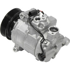 A/C Compressor-6SEU14C Compressor Assembly fits 04-05 Audi A4 Quattro 3.0L-V6