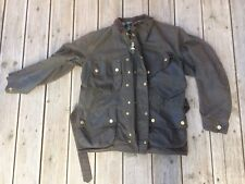 "Barbour international NATO Jacket 44"" chest. Despatch rider"