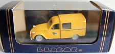 CITROEN 3CV  postes PTT 1964.neuf en boîte.1/43.ELIGOR.référence 1321.+majorette
