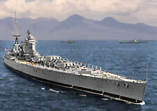 HMS NELSON - HAND FINISHED, LIMITED EDITION (25)