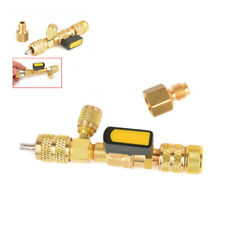 """Durable 1/4"""" 5/16""""Valve Core Remover for R22 R410A R404A R407C Air Conditioning"""