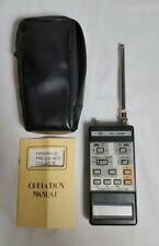LUTRON FC-1200 1.25 GHz FREQUENCY COUNTER ,Carrying pouch, Instructions
