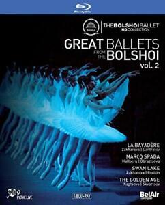 Great Ballets Bolshoi Vol.2 [Orchestra of the State Academic Bolshoi