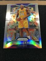 2019 20 Panini Prizm Silver Prizm #11 SHAQUILLE SHAQ O'NEAL GEM Mint LAKERS