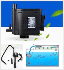12W 160GPH Aquarium Fish Tank Pond Submersible Water Pump Fountain Hydroponic