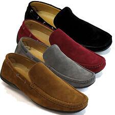 Eckige-Slipper Herren-Business-Schuhe aus Kunstleder