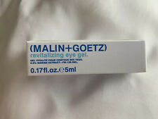 *BNIB* Malin + Goetz Revitalising Eye Gel 5ml Travel Size