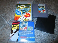 Marble Madness Nintendo NES * Complete in Box * cIb Boxed * EXCELLENT