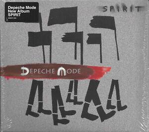 Depeche Mode – Spirit    1-cd   new in seal