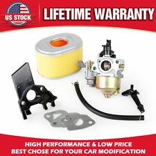Carburetor Air Filter Carb Kit For Honda GX160 GX140 GX168 GX200 5.0/5.5/6.5HP