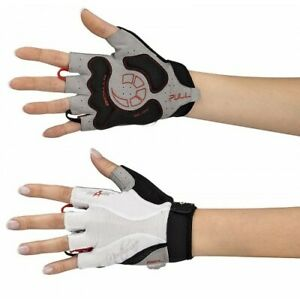 Northwave Devine Ladies Cycling Mitts, White, Small, Excellent Condition
