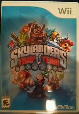 Skylanders Trap Team Video Game Only! for Wii (Nintendo Wii, 2014) Works on WiiU