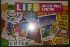 The Game of LIFE Adventures Edition Board Game - RARE ~ New / Factory Sealed