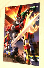 1984 Voltron Lions Defender of the Universe Team Poster Picture 11x17 FREESHIP